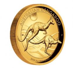 Gold-Känguru