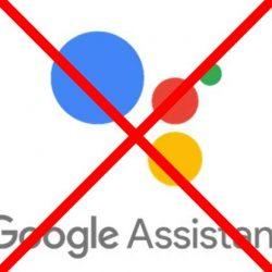 Google Asistan kapatma yöntemleri