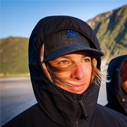 Johannes Kinde jobbar som Åreguide med skoter skidor och cykelguidning. Johannes är utbildad vildmarksguide på Campus Åre.