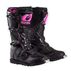 O'Neal 0325-705 Women's New Logo Rider Boot