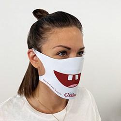 masque de protection tissus covid