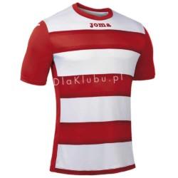 Koszulka piłkarska JOMA Europa III czerwono-biała