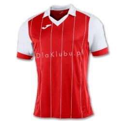 Koszulka piłkarska JOMA Grada czerwono-biała