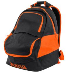 Plecak treningowy Diamond II czarno pomarańczowy 400235.120