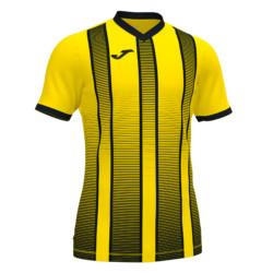 Koszulka piłkarska Joma Tiger żółto czarna 101464.901