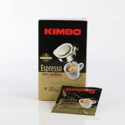 Kimbo Armonia ESE Pads 18 Stück Arabica