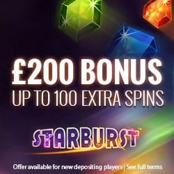 Viking Slots Casino | 100 free spins and €200 bonus | review