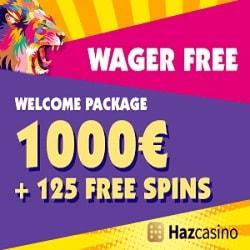 Haz free bonus