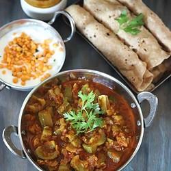 Turai ki Sabzi -easy lunch recipe