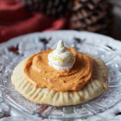 Pumpkin Pie Sugar Cookies | One Dish Kitchen