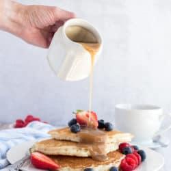 Instant Pot Cinnamon Cream Syrup