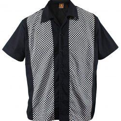 camisa rockabilly aloha cuadros