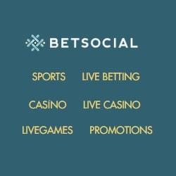 BetsocialCasino 20 free spins no deposit bonus on registration