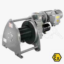 Elektroseilwinde ATEX
