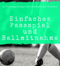 E-Book: Einfaches Passspiel und Ballmitnahme