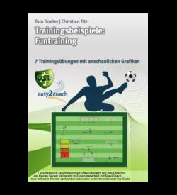 Funtraining Fussballübungen für dein Fußballtraining - Funtraining - Paket 05 - 1