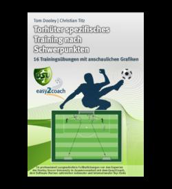 Torhüter verbessern - Fussballübungen für dein Fußballtraining - Torhüter spezifisches Training nach Schwerpunkten - Paket 13 - 1