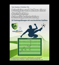 Schnelligkeit trainieren - Fussballübungen für dein Fußballtraining - Prinzipien und Aufbau eines durchdachten Schnelligkeitstraining - Paket 16 - 1