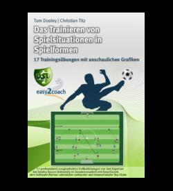 Fussballübungen für dein Fußballtraining - Das Trainieren von Spielsituationen in Spielformen - 1