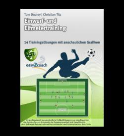 Elfmetertraining - Fussballübungen für dein Fußballtraining - Einwurf- und Elfmetertraining - 1