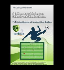 Offensive Spielweise Fußball Übungen für dein Fußballtraining - Spielformen zur Schulung von Defensiv- und Offensivvarianten