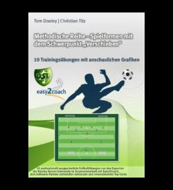 Spielformen Verschieben Fußball Übungen für dein Fußballtraining - Methodische Reihe: Spielformen mit dem Schwerpunkt Verschieben