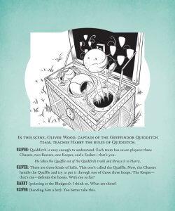 séances magiques quidditch