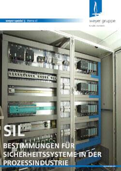 weyer spezial zum Thema Bestimmungen für Sicherheitssysteme in der Prozessindustrie