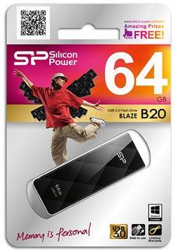 Silicon Power Blaze B20: Luxusní úschovna dat na trhu