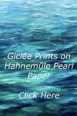 Giclée Prints on Hahnemüle Pearl Paper
