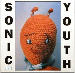"Cover Art des 8. Studioalbums der Band ""Sonic Youth"", gestaltet von Mike Kelley"