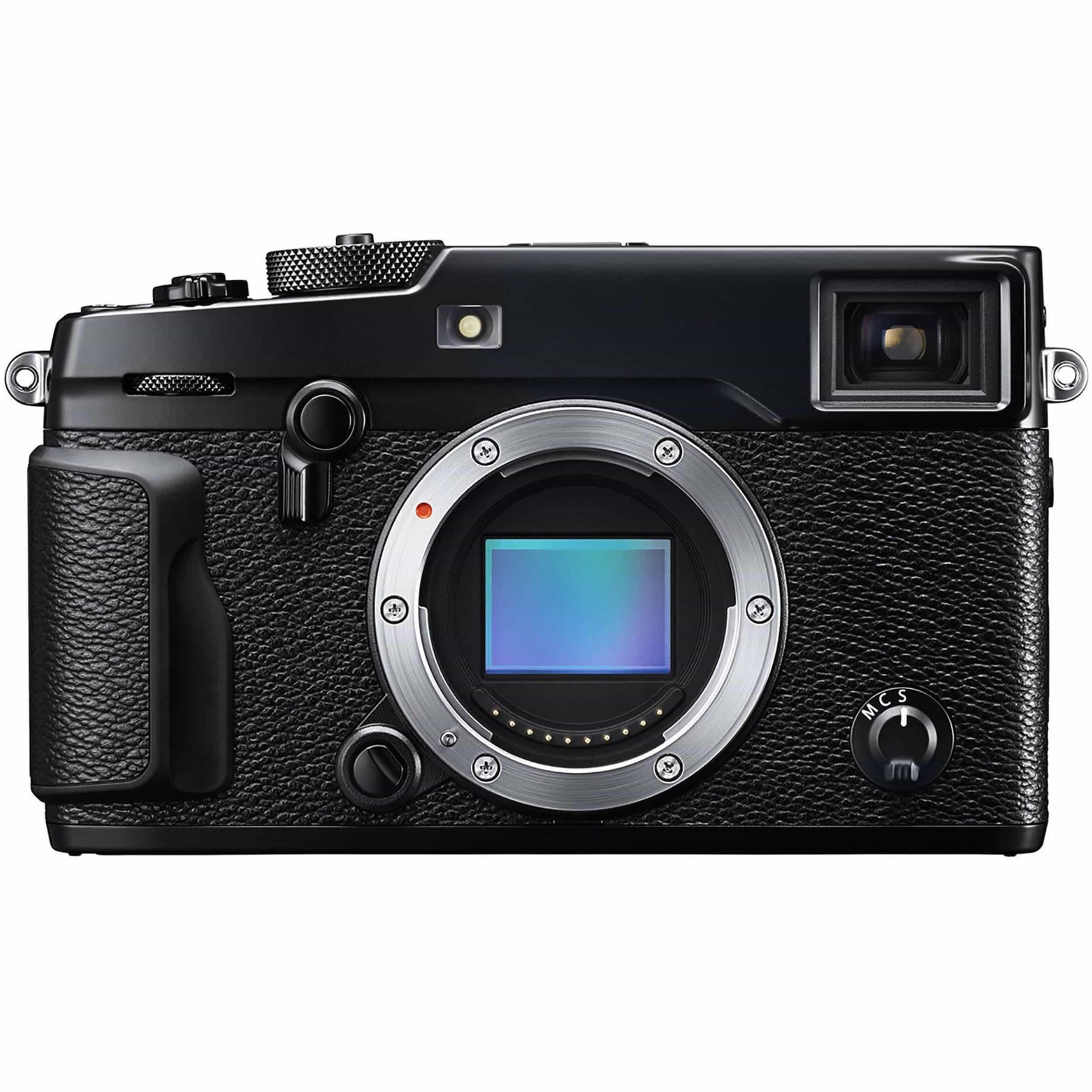 Fujifilm X-Pro 2 digital mirrorless rangefinder camera