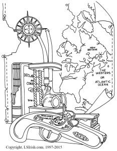 Free Lora Irish Pyrography Pattern