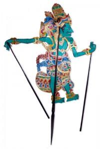 Marionnette à l'éfigie de Kresna