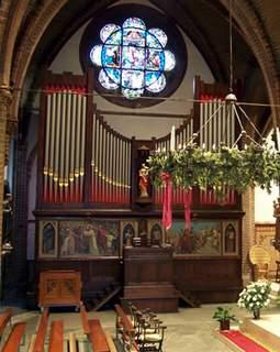 Sting Vrienden van de Bovenkerkse Urbanus _ Jules Anneessens orgel 2003