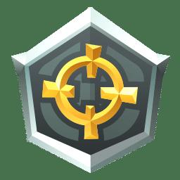 Médaille combattant en argent