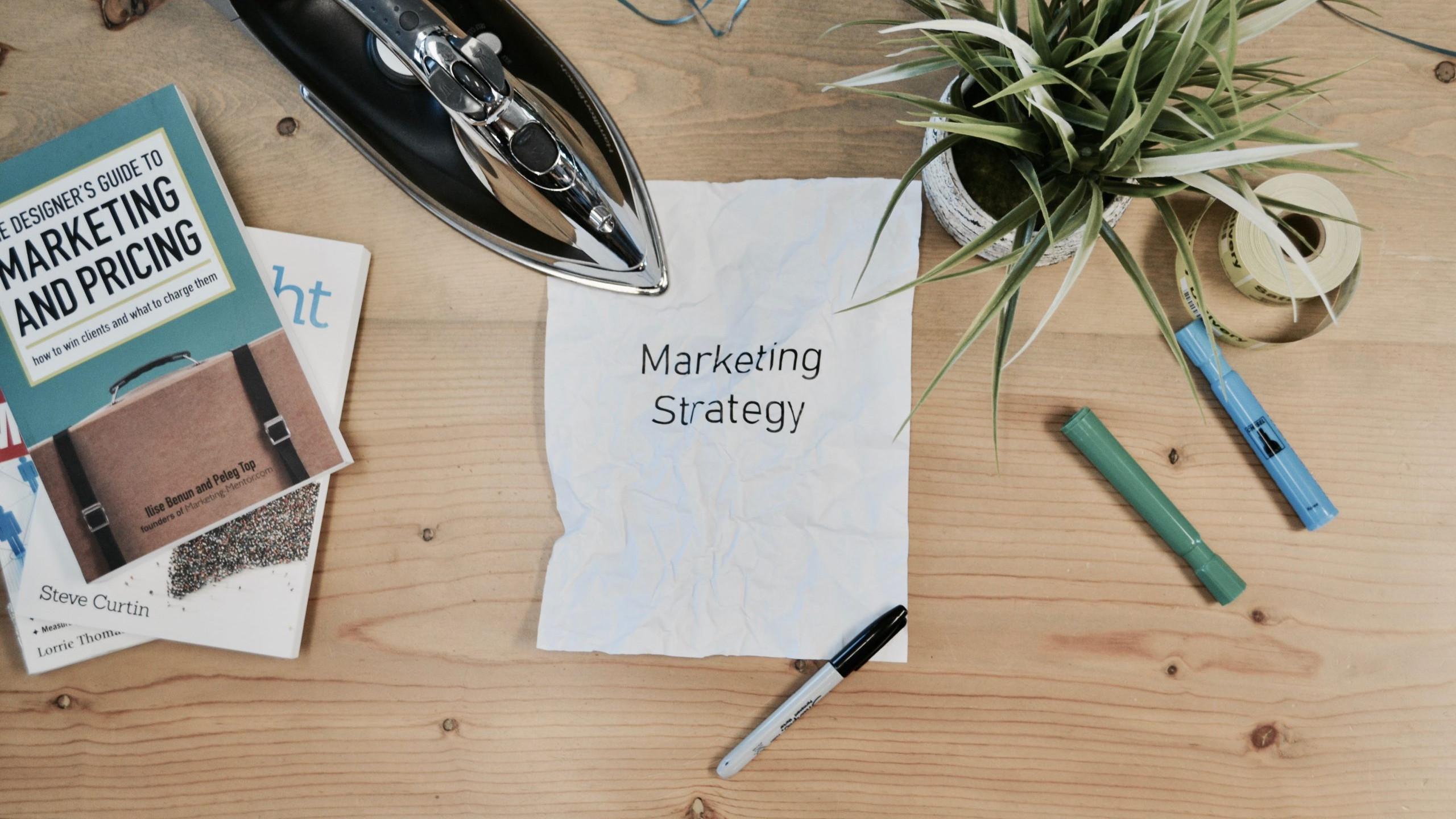Stratégie marketing OFF-WORKS