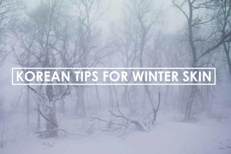 4 bí quyết chăm sóc da vào mùa đông