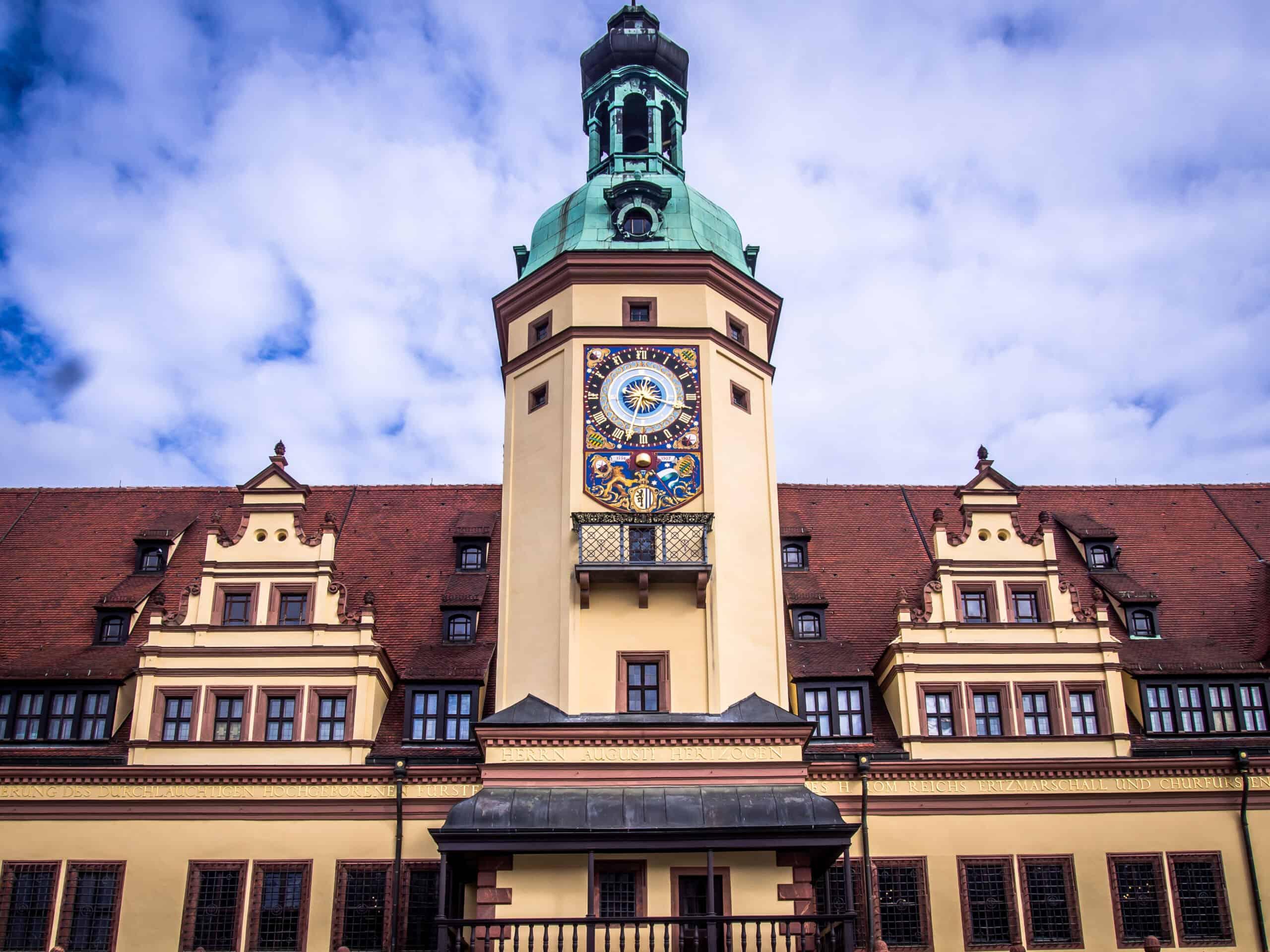 Altes Rathaus Leipzig www.leipzigfreetours.com