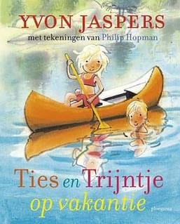 Kampeertips Kamperen met kinderen  8 kinderboeken voor op de camping!