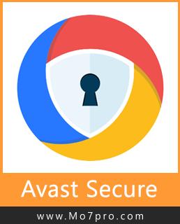 متصفح أفاست الآمن Avast Secure Browser