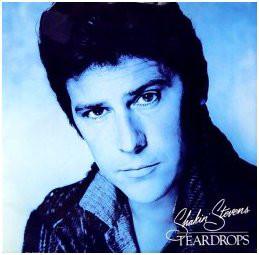 """Shakin' Stevens - Teardrops (12"""", Maxi)"""
