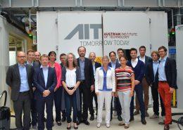 BFE-Spurgruppe Digitalisierung Wienreise September 2017