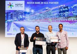 Powertage 2018 | xplor Startup-Award | Gewinner des xplor Startup-Awards