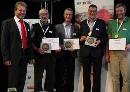 Minergie-Rating 2018 Preisverleihung 1. Rang