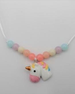 Kinderketting rainbow unicorn