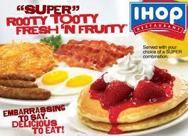 3 Free IHOP Meals