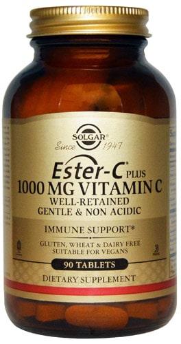 Витамины от Солгар Ester C 90 таблеток