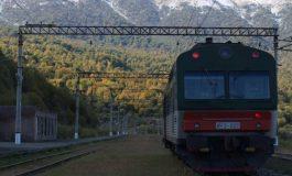 Այրումից Գյումրի ընթացող բեռնատար գնացքի տակ 31 այծ է ընկել ու սատկել