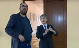 ՏԵՍԱՆՅՈՒԹ. ՀԱՕԿ գլխավոր քարտուղարն ու Ճապոնիայի դեսպանը քննարկել են Տոկիո 2020-ին վերաբերող հարցեր